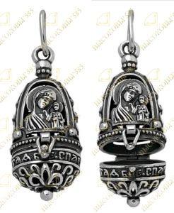 Ладанка Богородица Казанская