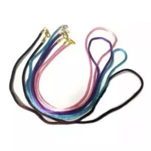 шёлковый шнурок для крестика