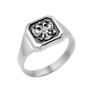 кольцо мужское православное