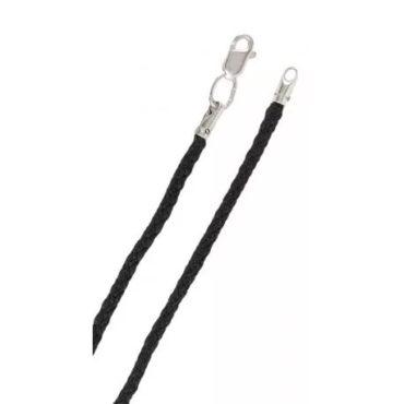 текстильный шнурок для крестика
