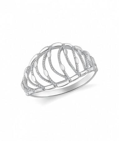 серебряное кольцо из серебра