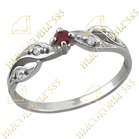 православное кольцо с камнем