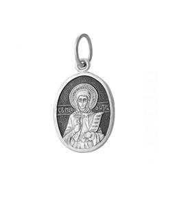 серебряный образок Светлана Фотиния