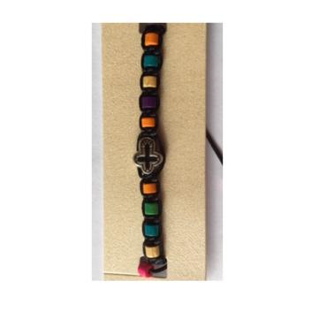 деревянный православный браслет
